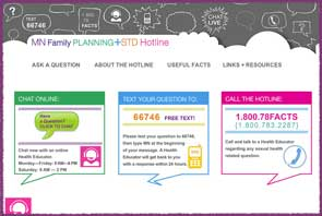 mn-family planning std hotline